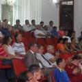 Dezenas de pessoas acompanharam a sessão