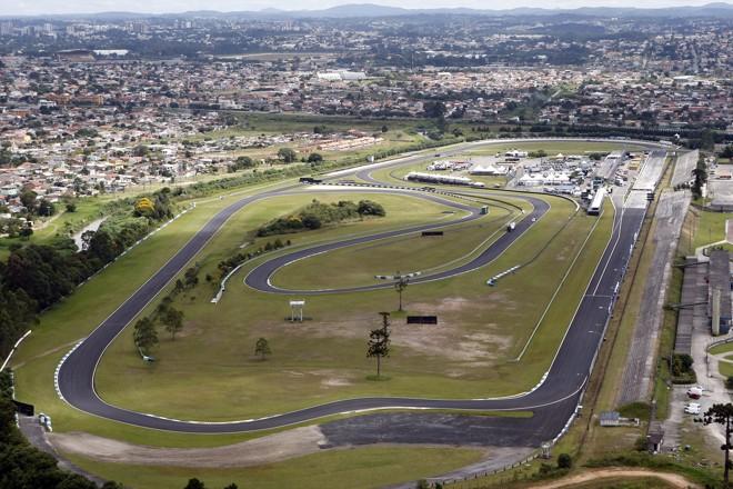 Autódromo Internacional de Curitiba possui 560 mil metros quadrados