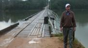 Ponte sobre a Barragem do Rio Verde