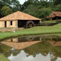 Parque Histórico do Mate, antes do abandono